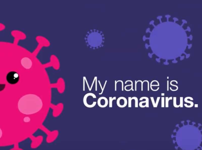 animation  u0026 story book explains the coronavirus to